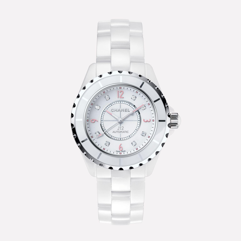 Часы J12 Pink Light