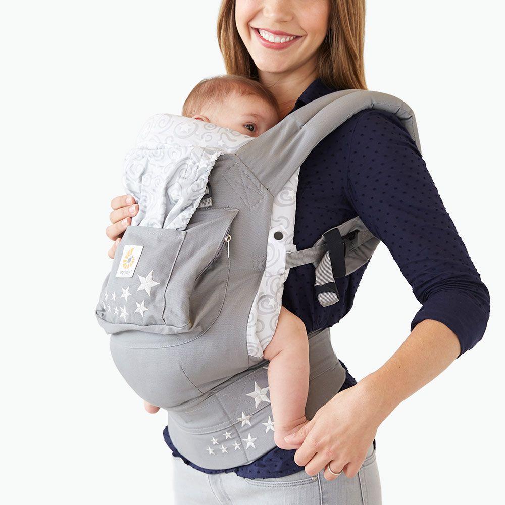 Оригинальные Детские Для Ношения – От Рождения-Пакет Galaxy Серый