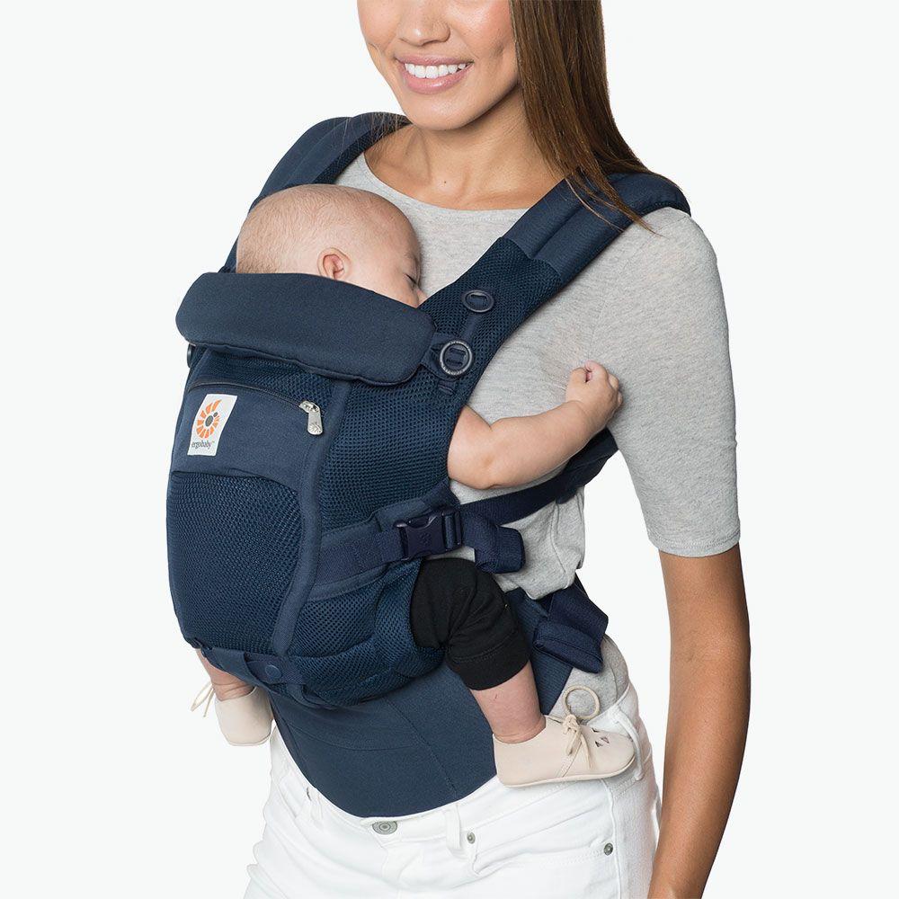 ADAPT Cool Air Mesh для ношения ребенка - Deep Blue