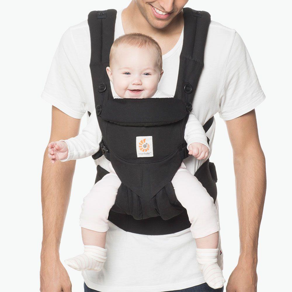 Универсалы 360 Omni-Черный Для Ношения Ребенка