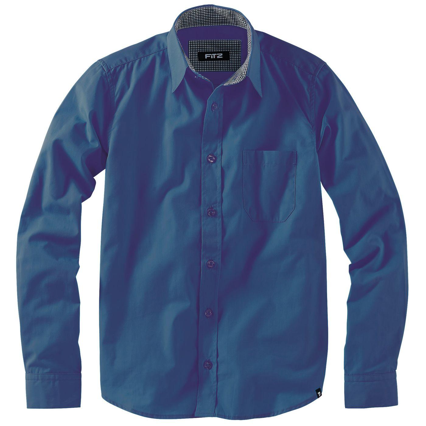 Мальчики-рубашка FIT‑Z