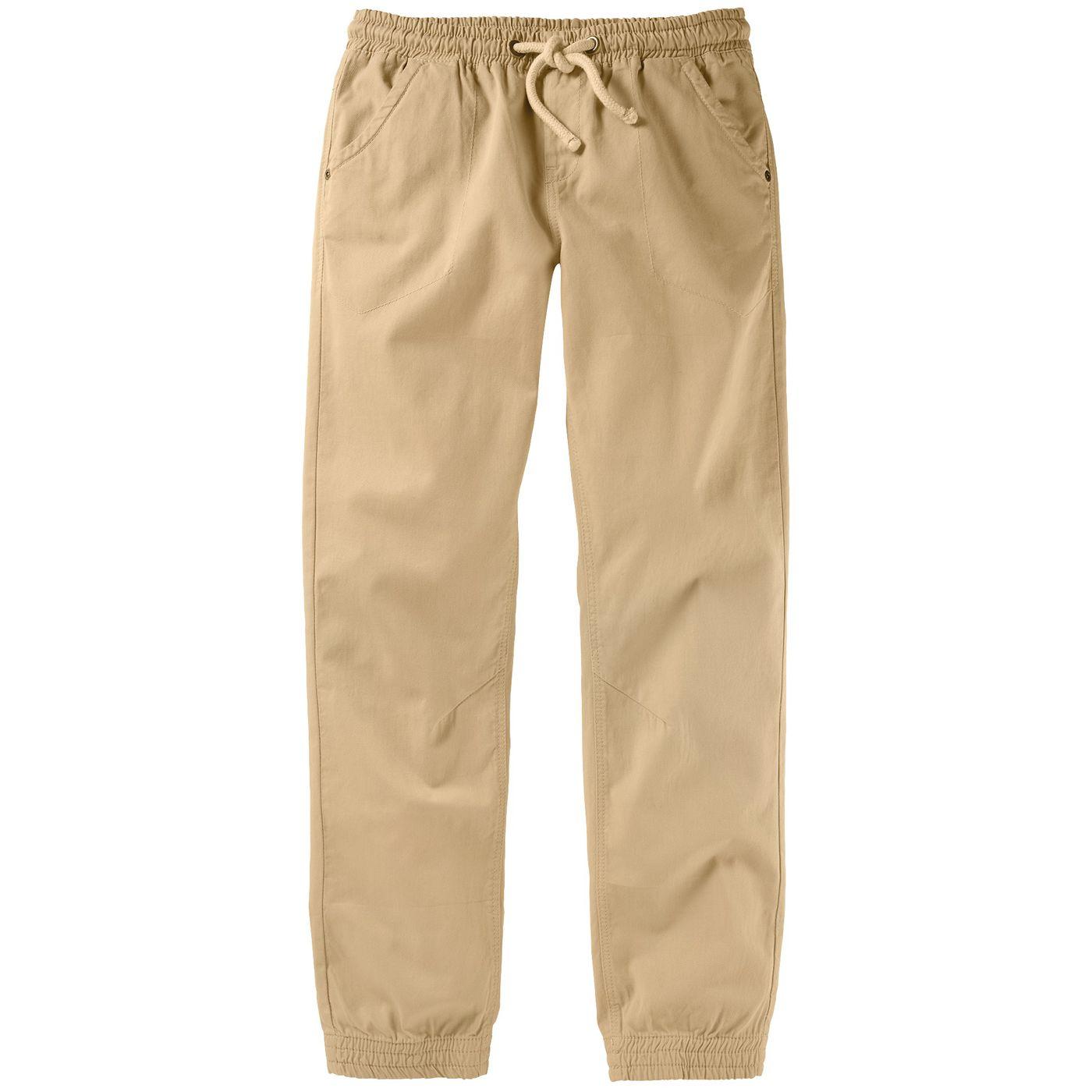 Мальчики-брюки ткань FIT‑Z