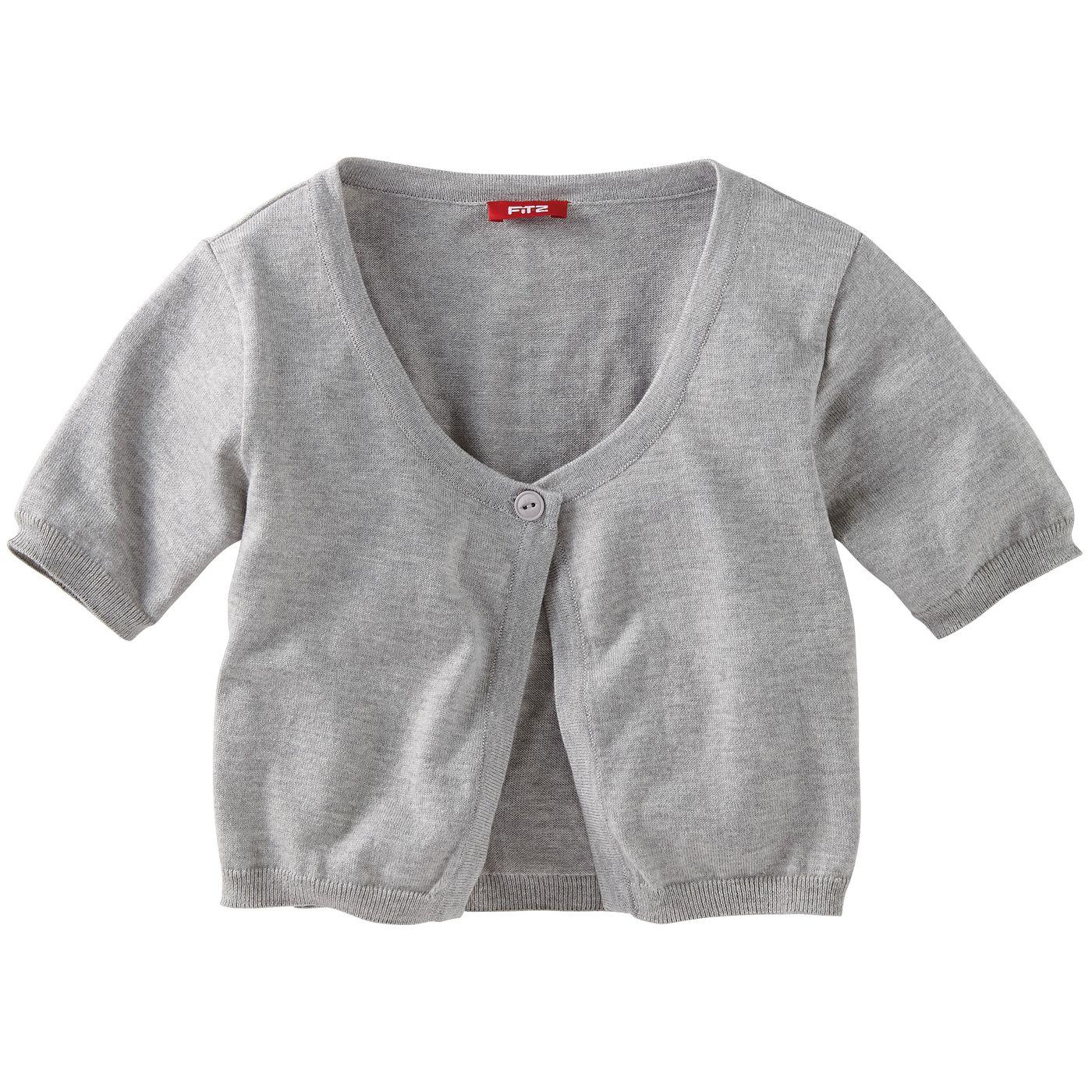 Девушки-вязание-Болеро короткая FIT‑Z