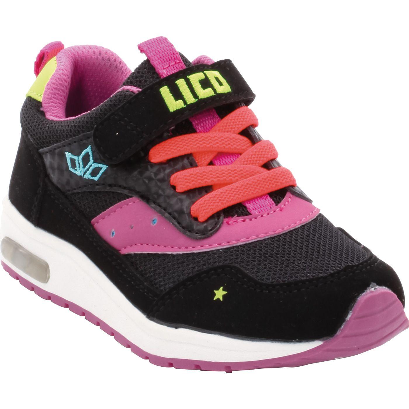 Детские кроссовки LICO большой