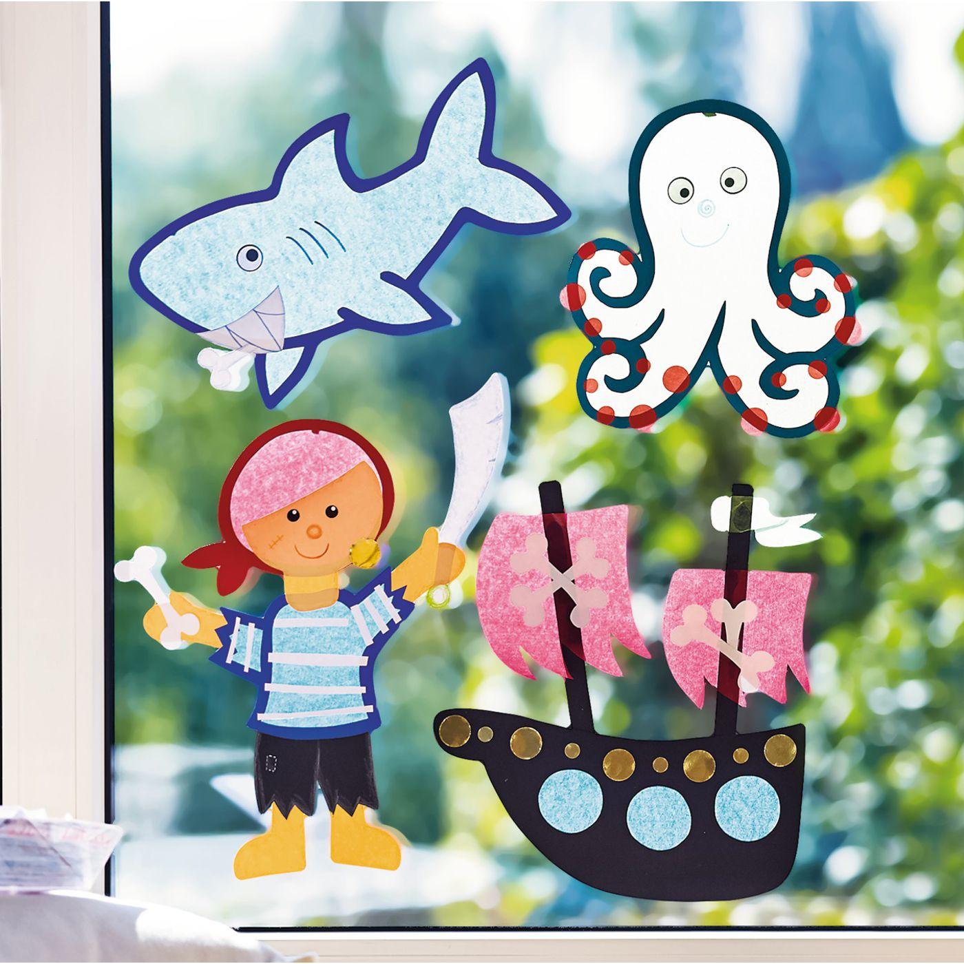 Окно изображения JAKO‑O, изготовление Craft Kit для 4 мотивы