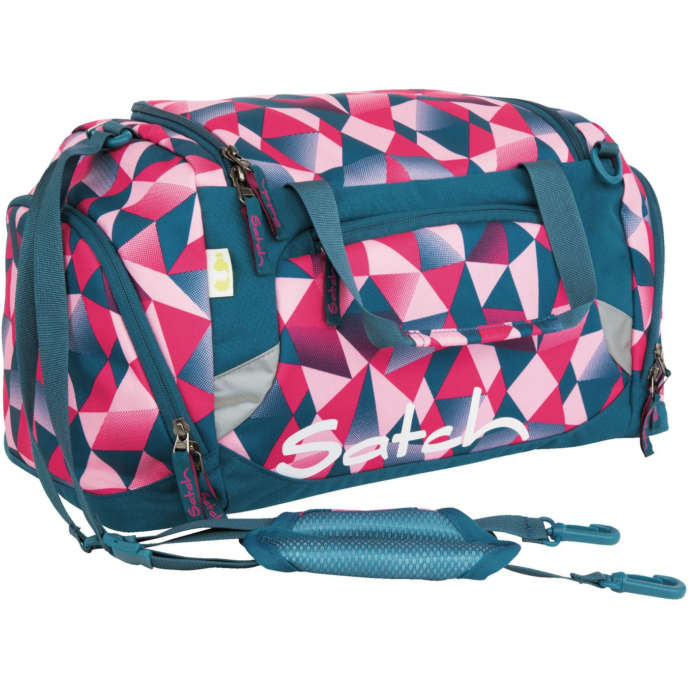 Satch спортивная сумка с ручками для переноски
