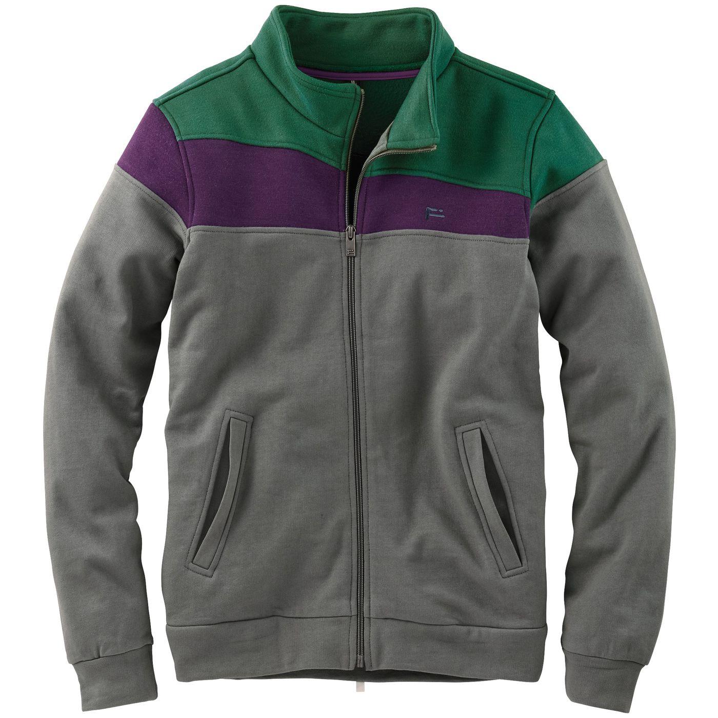 Мальчики-FIT спортивная куртка‑Z