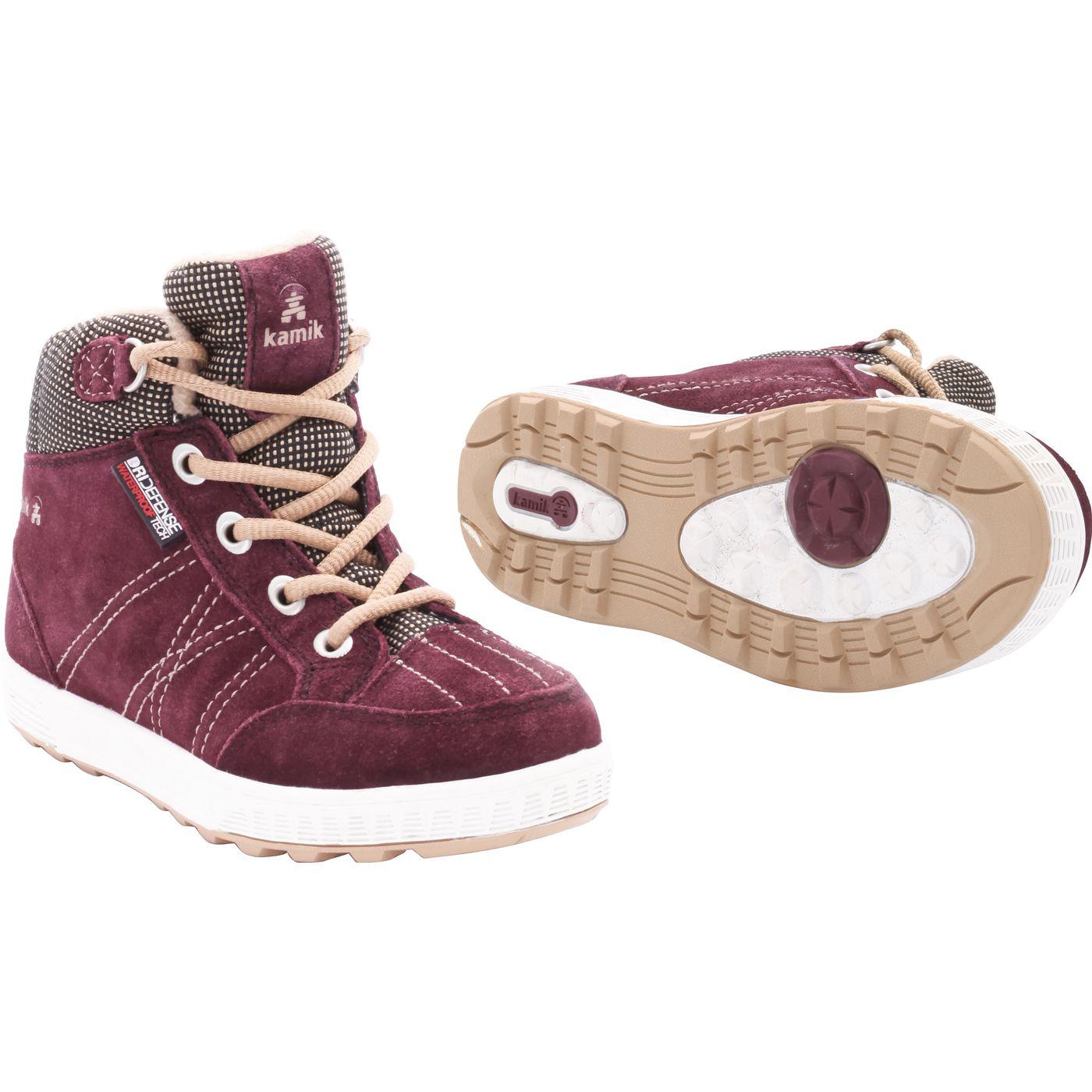 Дети Лодыжки Обувь Камик