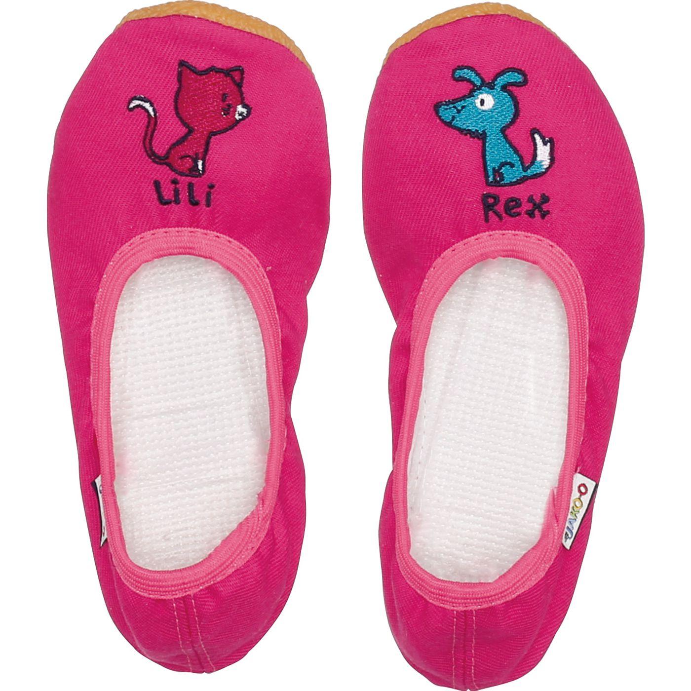 Дети гимнастика обувь Lilli & Rex