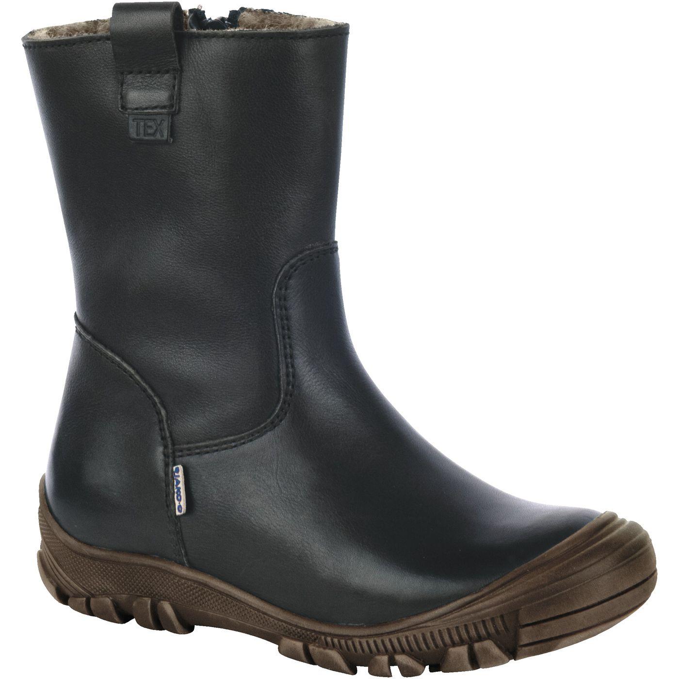 Детские зимние ботинки, водонепроницаемый
