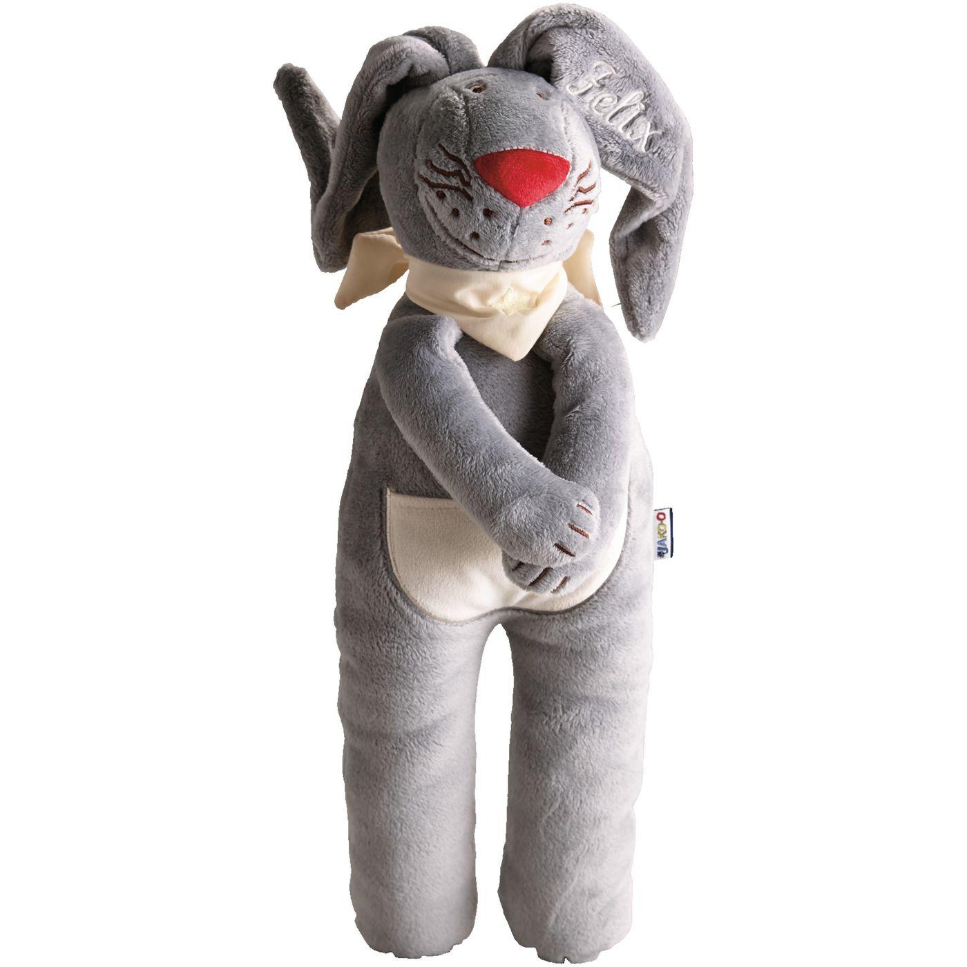 Детские соски заяц JAKO‑O, мягкая игрушка