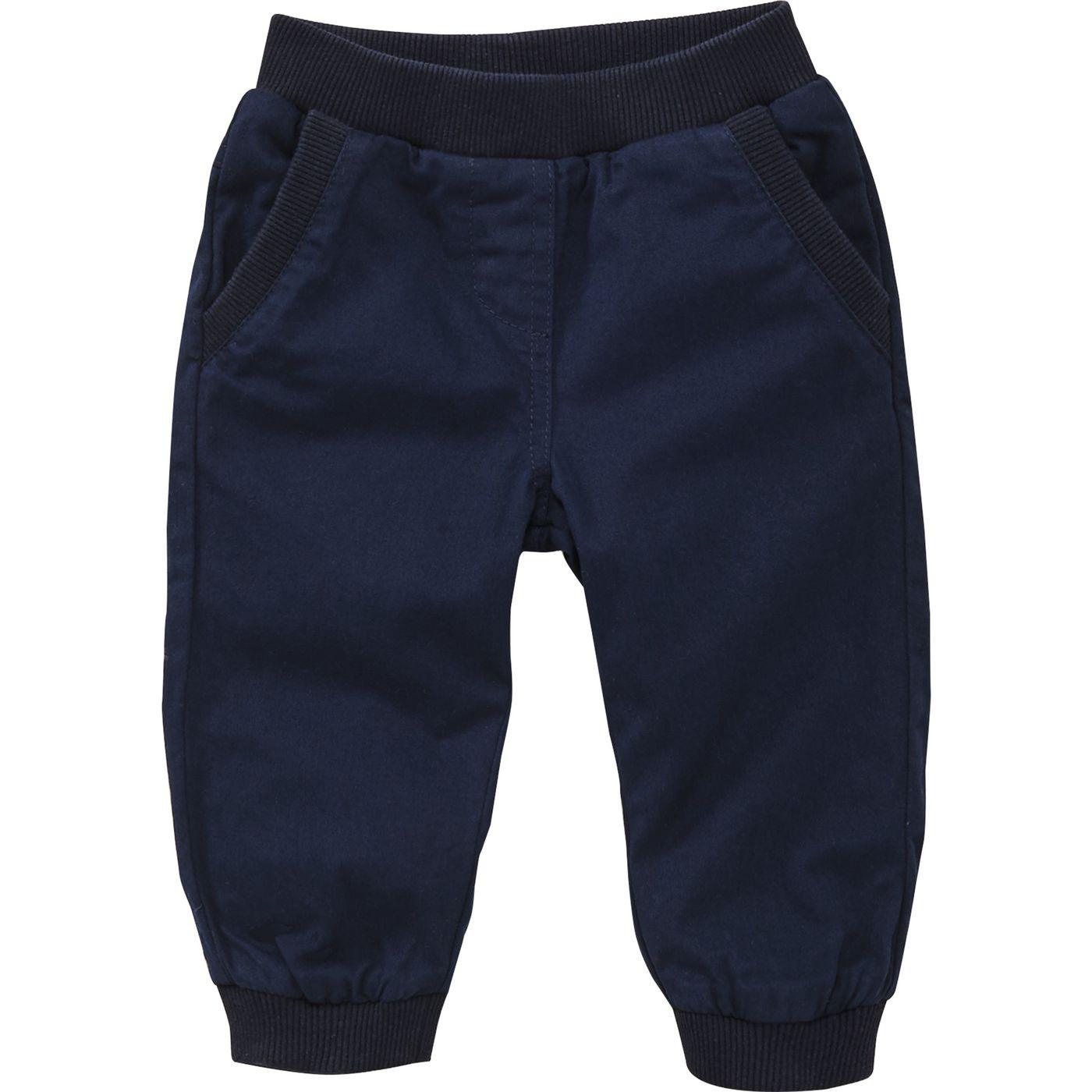 Детские саржа брюки на подкладке