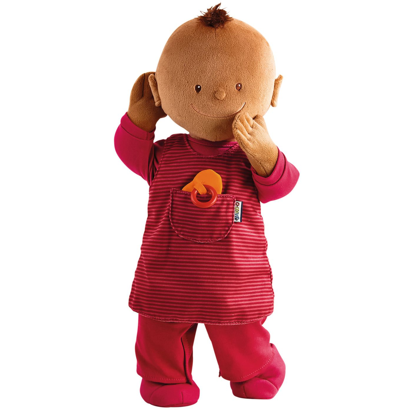 Крохе кукла одежда Basic-Set JAKO‑O, 3 шт