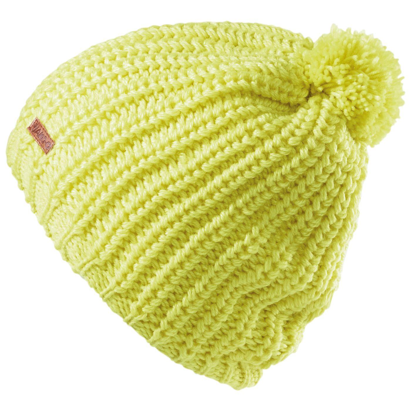 Дети Beanie зимняя шапка с помпоном