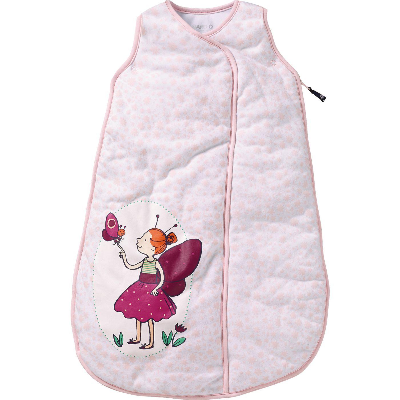 Детские спальный мешок Интерлок с мотивом (флизелин)