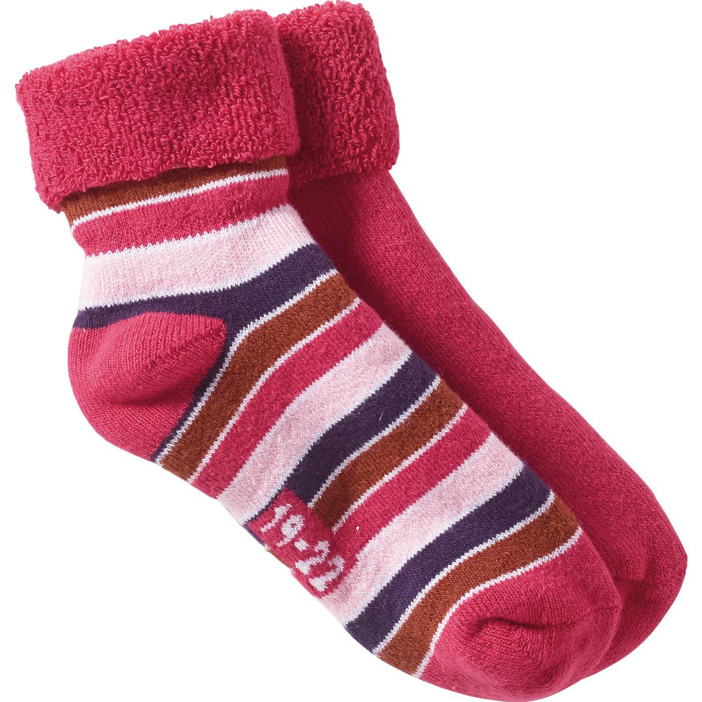 Детские махровые носки набор из 2