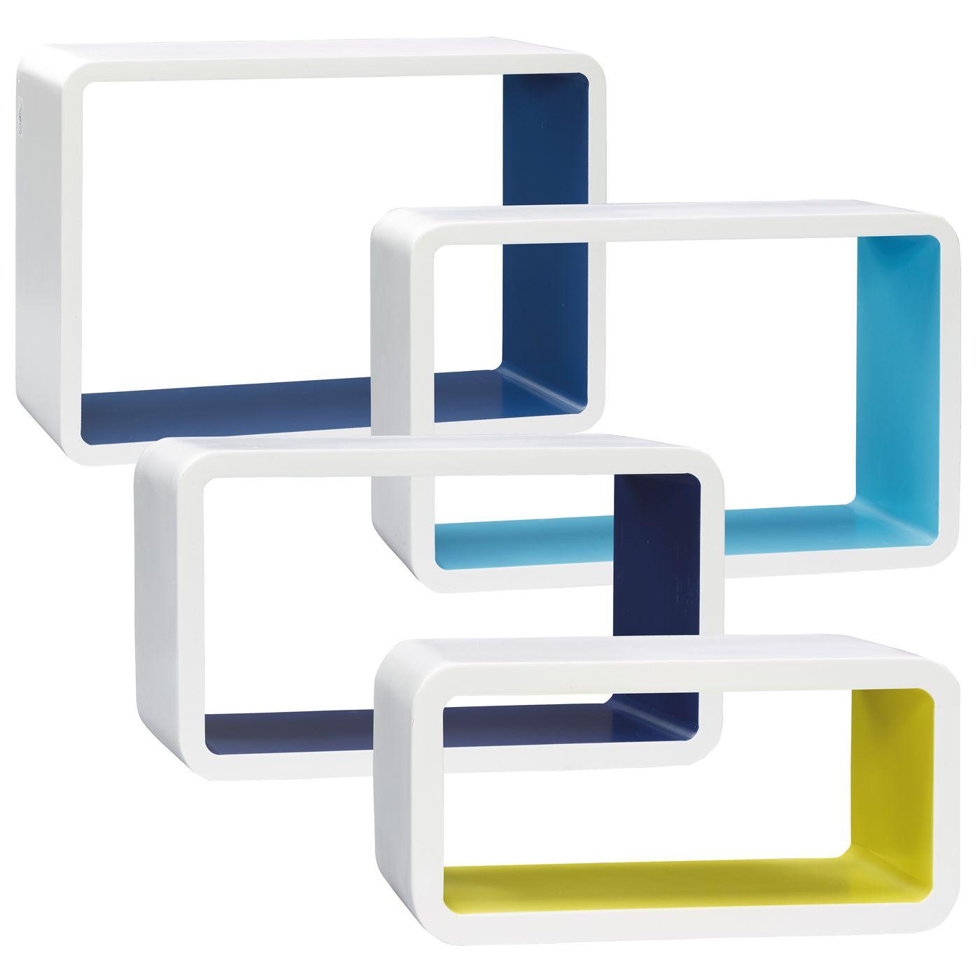 Regalset прямоугольный JAKO‑O, 4-tlg.
