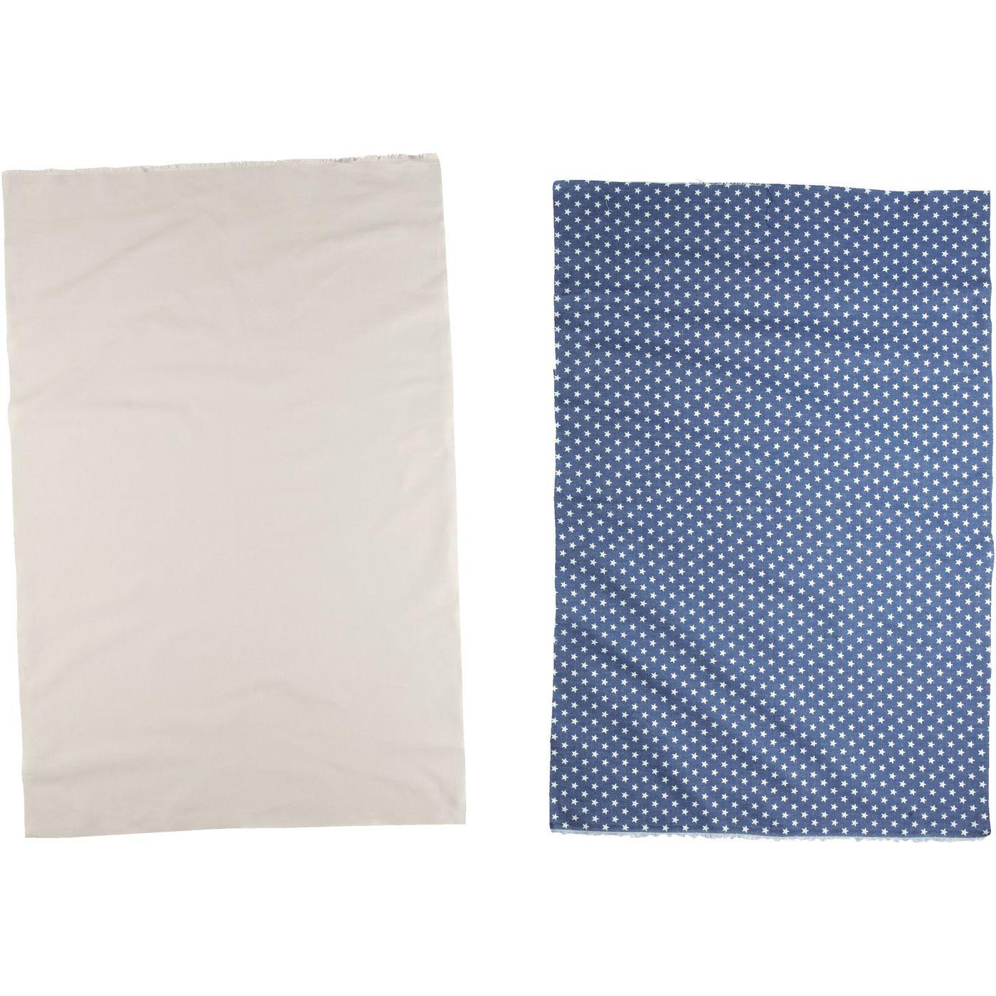 Ткани для шитья с Nähanleitung, 3 шт