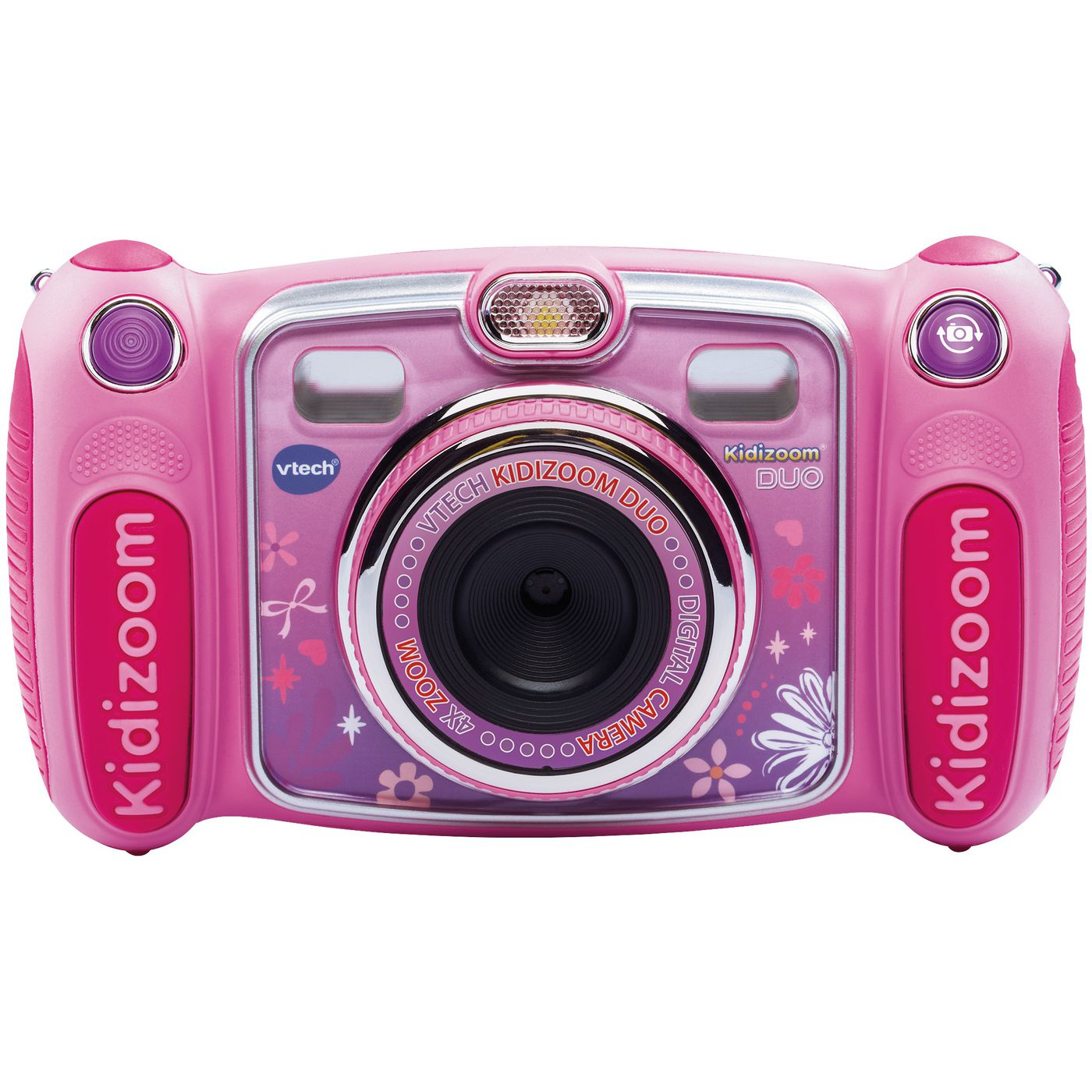 VTech 80 цифровой детский фотоаппарат, Kidizoom Duo, с 4 лет