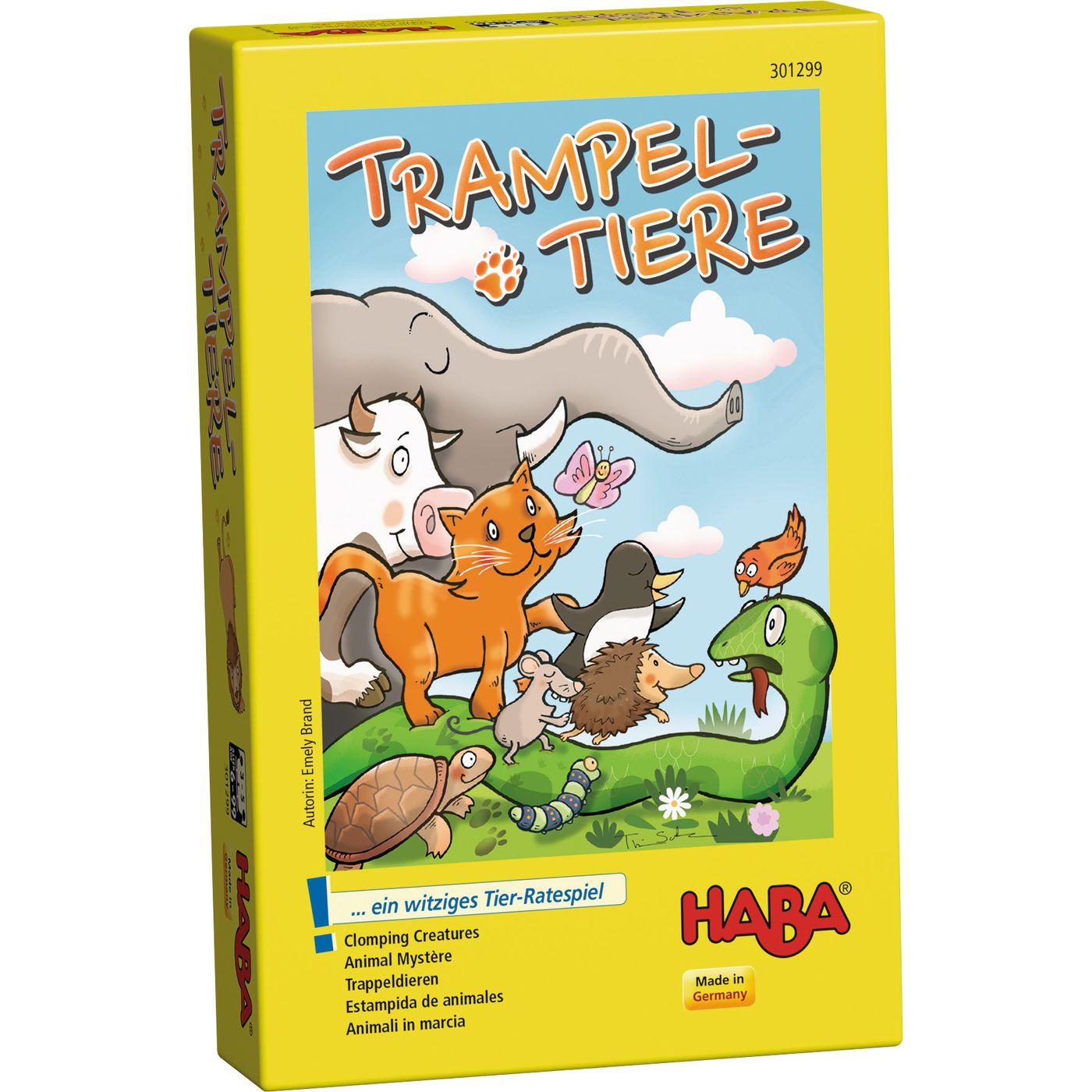 Неуклюжие животные HABA 301299
