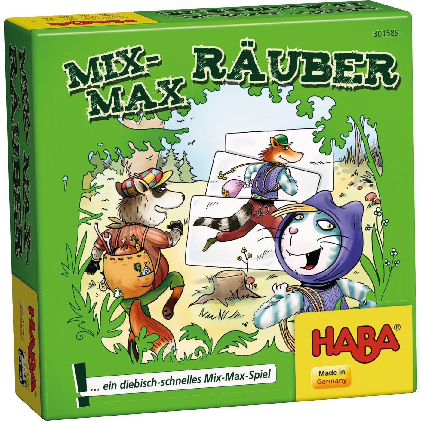 Mix-Max-разбойники HABA 301589