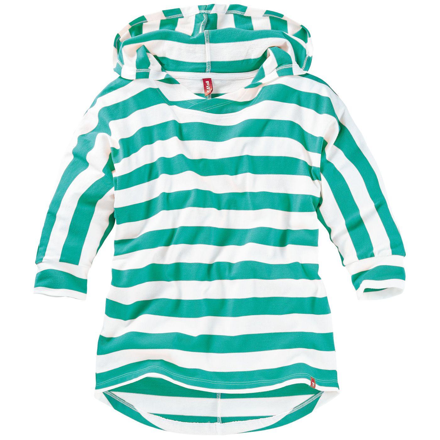 Девочек-с капюшоном-кольчатая рубашка FIT‑Z