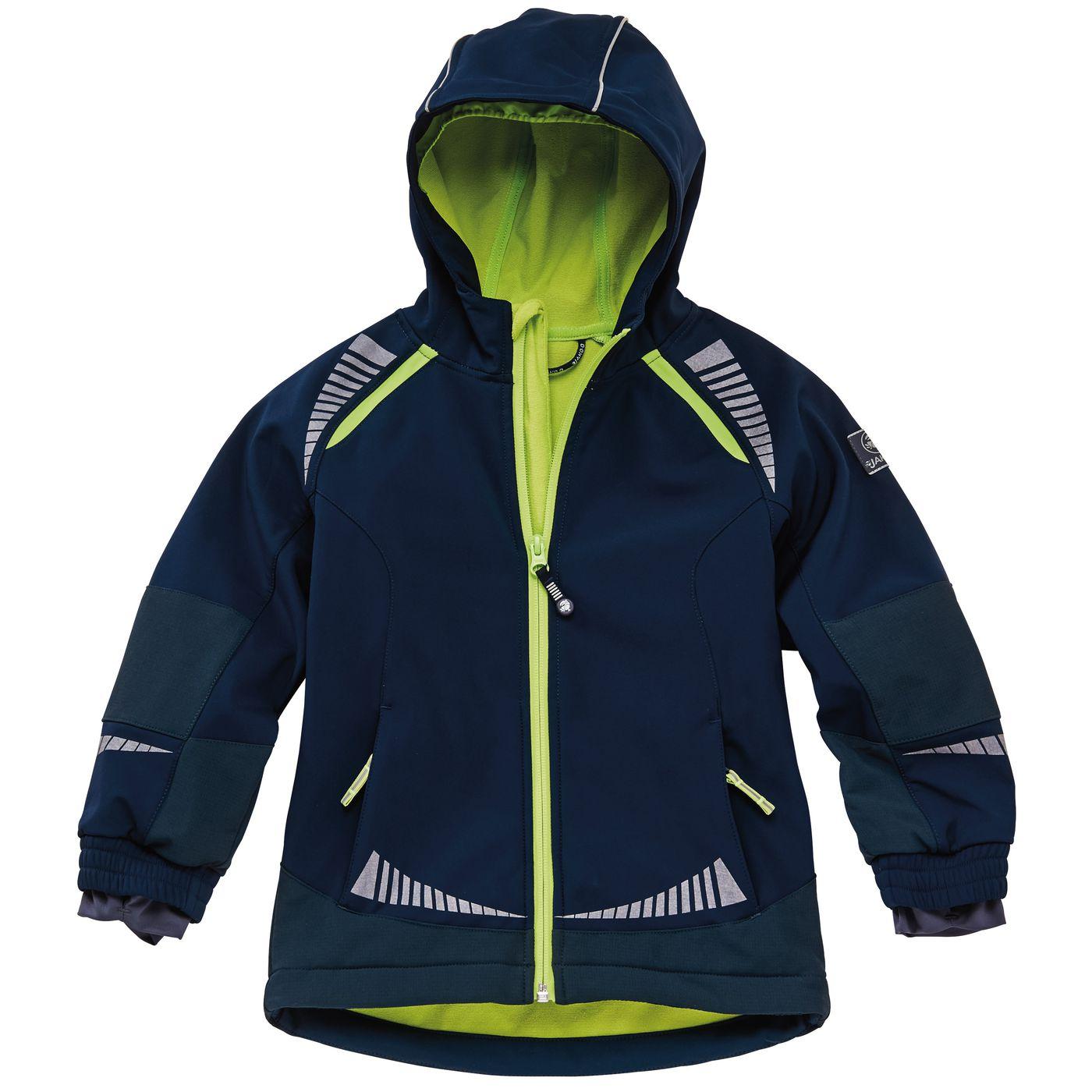 Дети-Softshell-куртка прочный