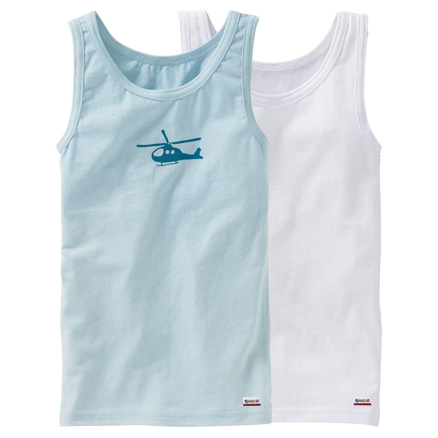 Мальчики рубашки 2-Pack