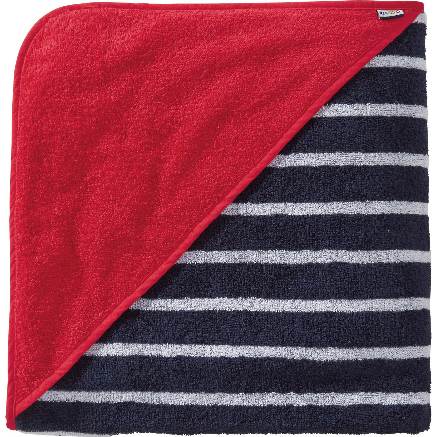 Детские капюшоном полотенце geringelt