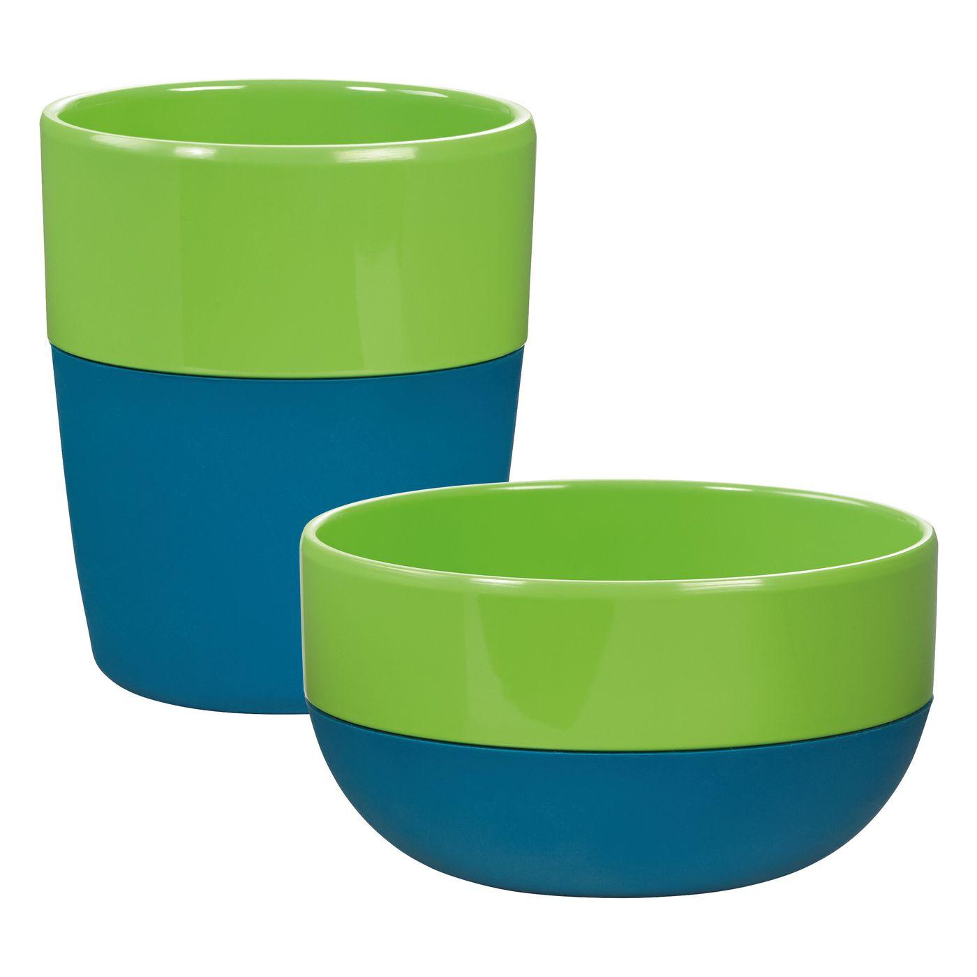 Меламин посуда набор JAKO‑O, 2 шт