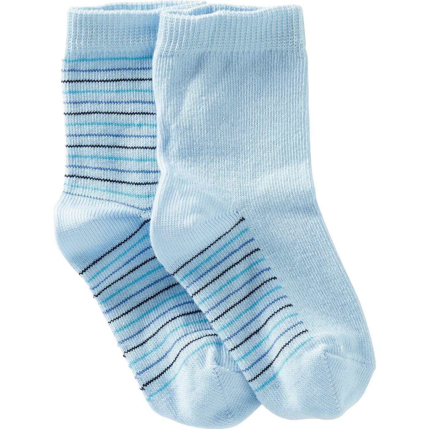 Носки лодыжки младенца календулы 2-Pack
