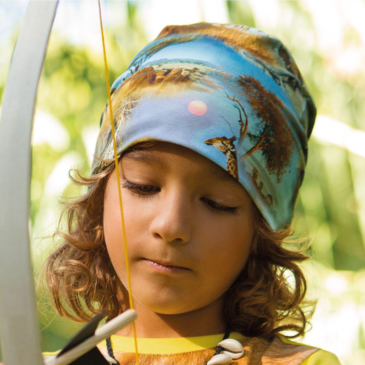 Детская Шапочка Фотопечатью