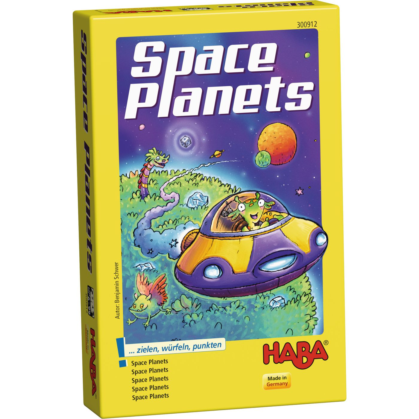 Space Planets HABA 300912