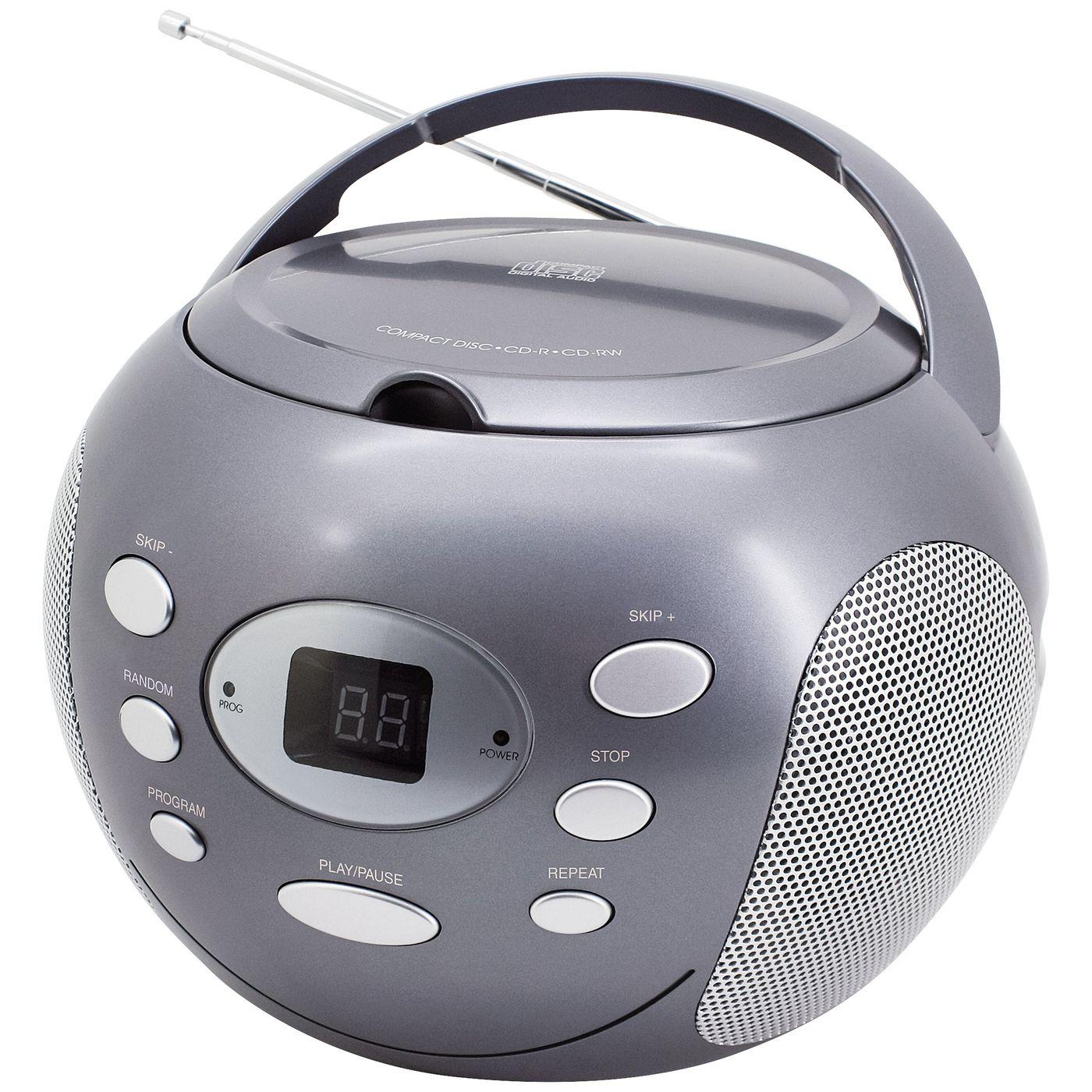 Детский CD-плеер с FM-радио