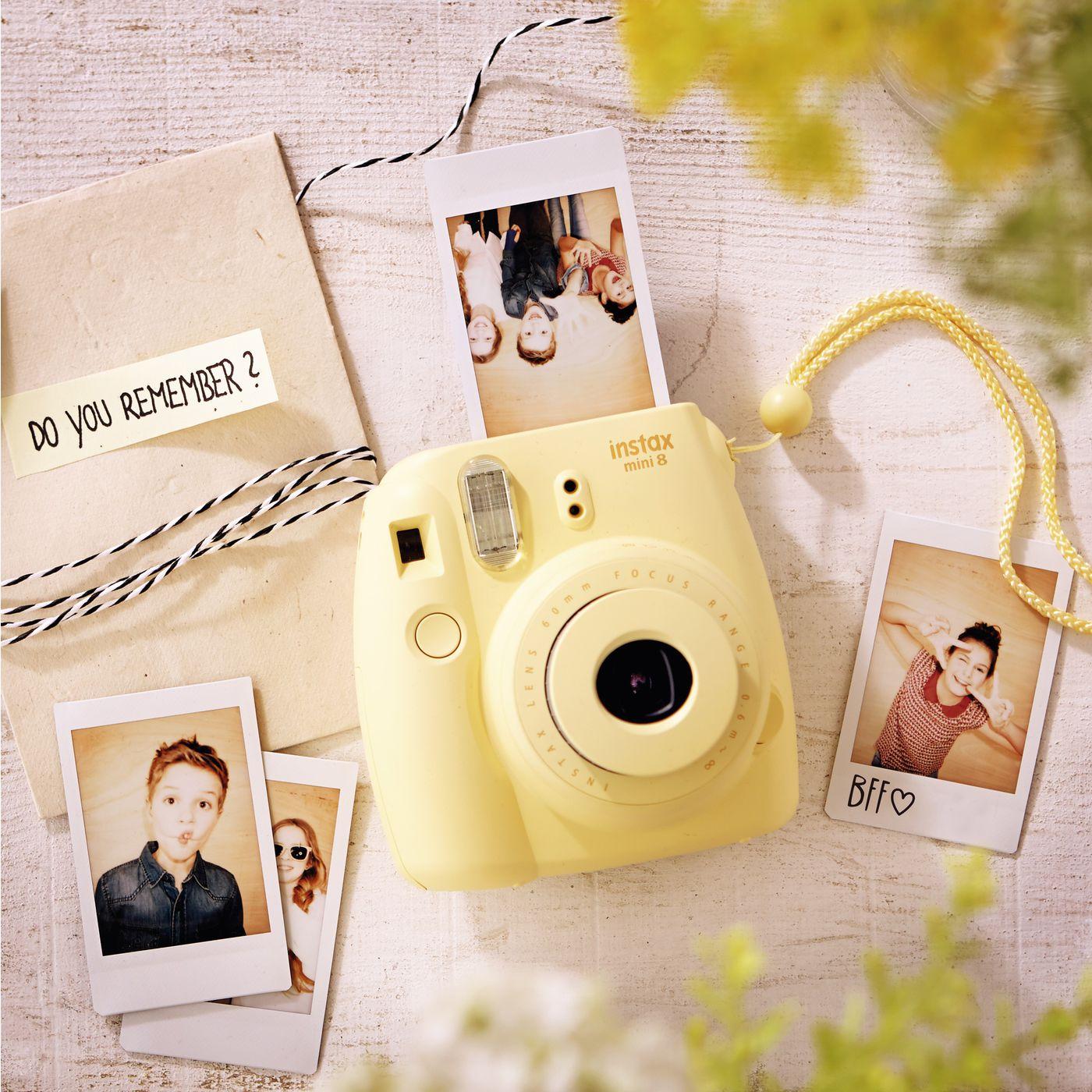 Сразу Изображения Камеры Fujifilm Instax
