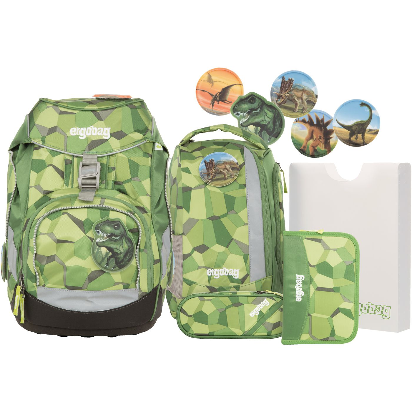 Ergobag рюкзак-Set, 6 шт