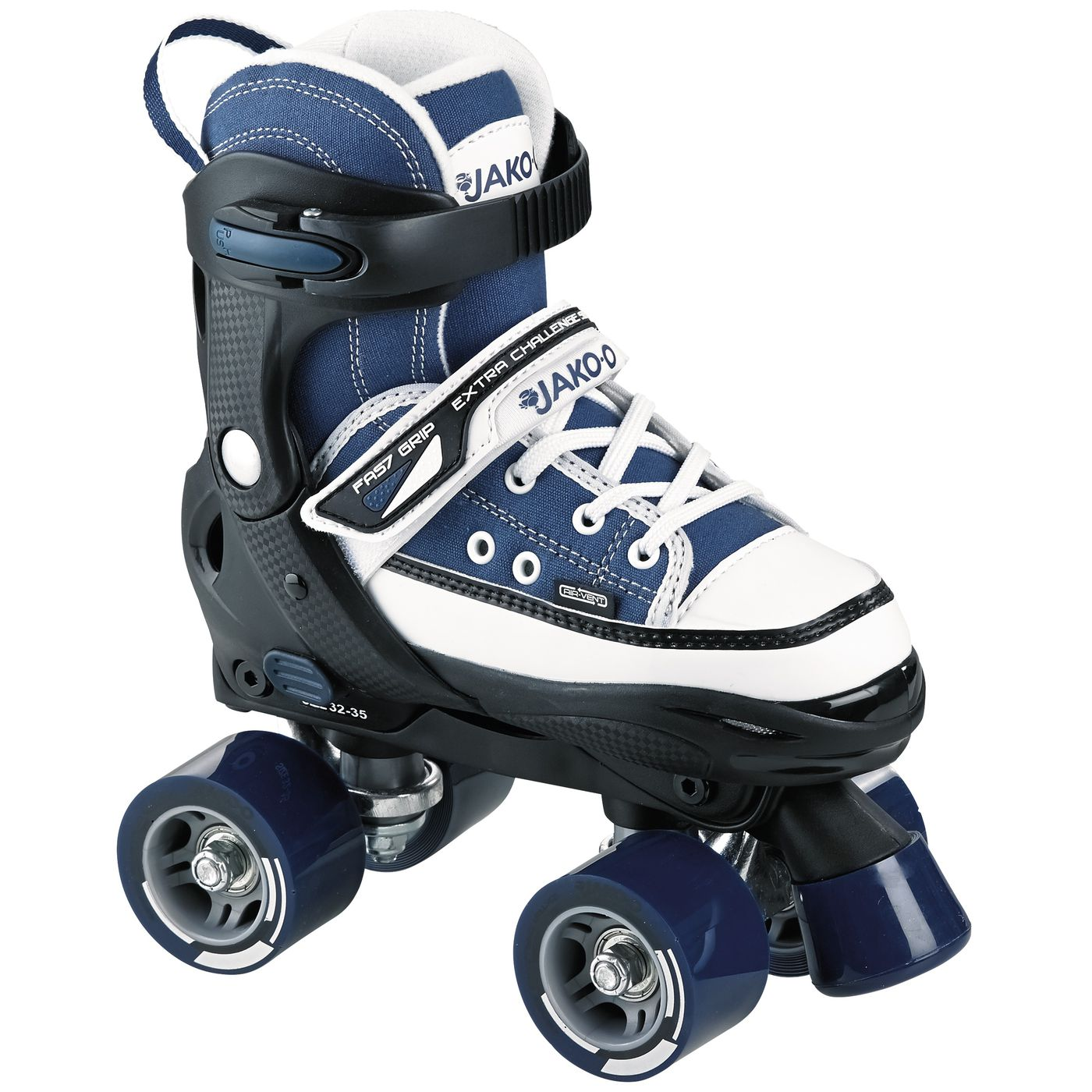 Дети роликовые коньки кроссовки JAKO‑O, регулируемый