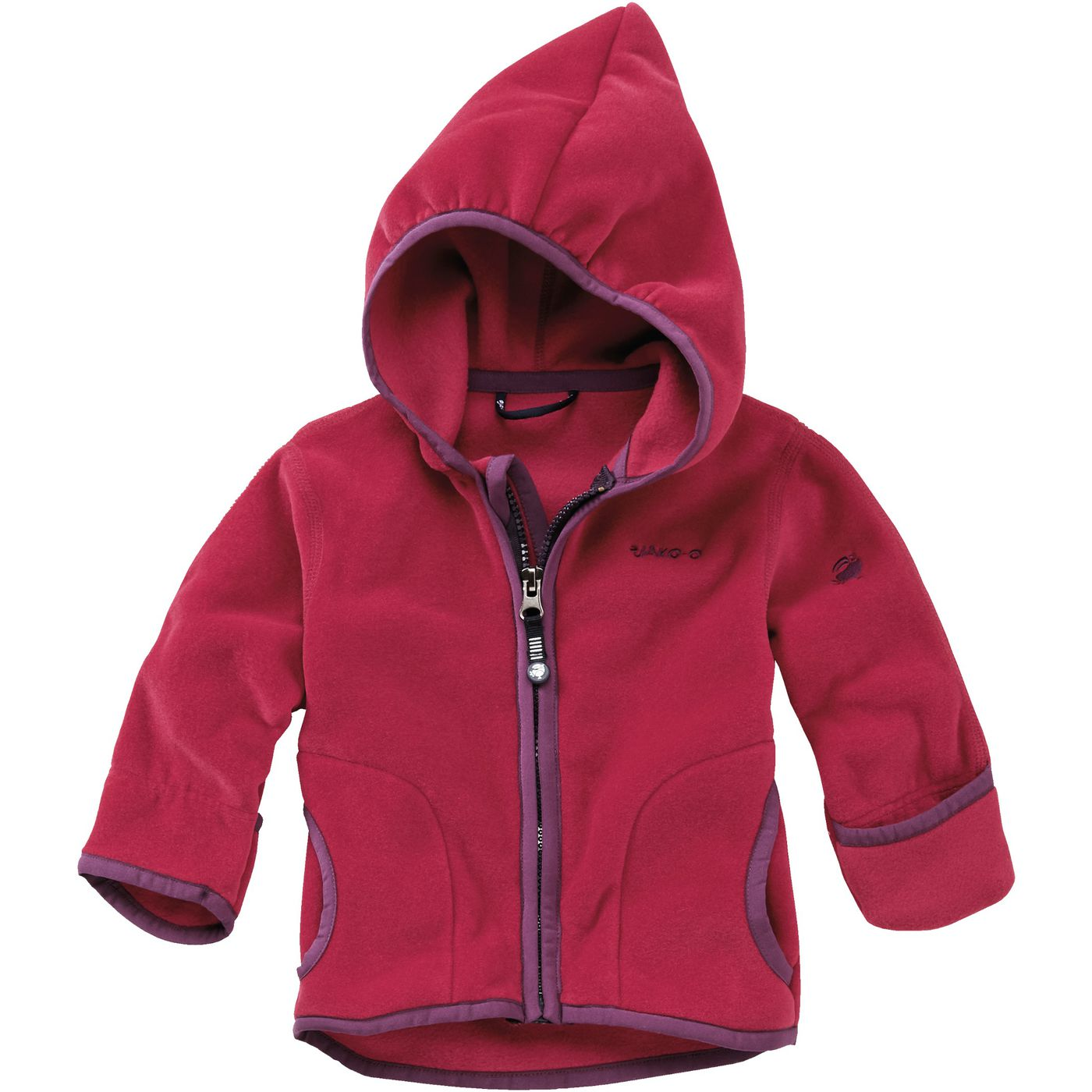 Детская Куртка С Капюшоном Polartec