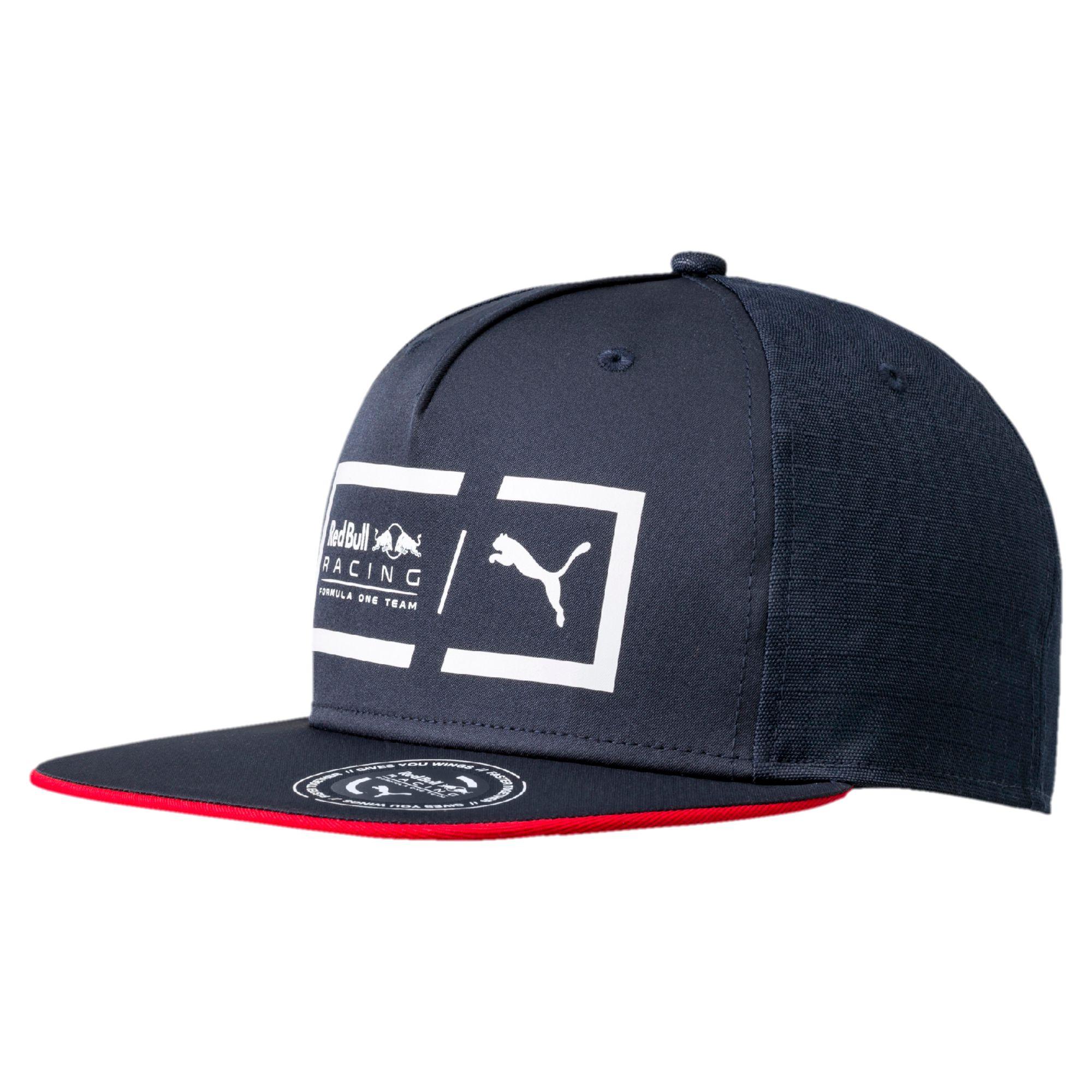 Lifestyle Red Bull Racing Cap с плоским экраном