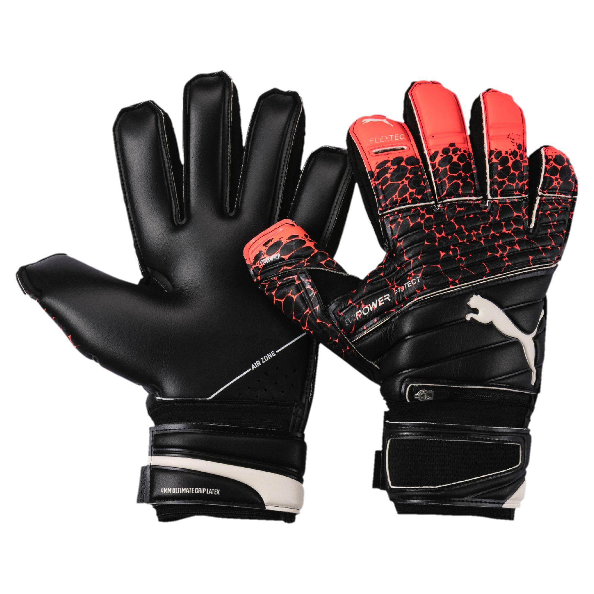 evoPOWER Protect 1.3 футбольный вратарь перчатки