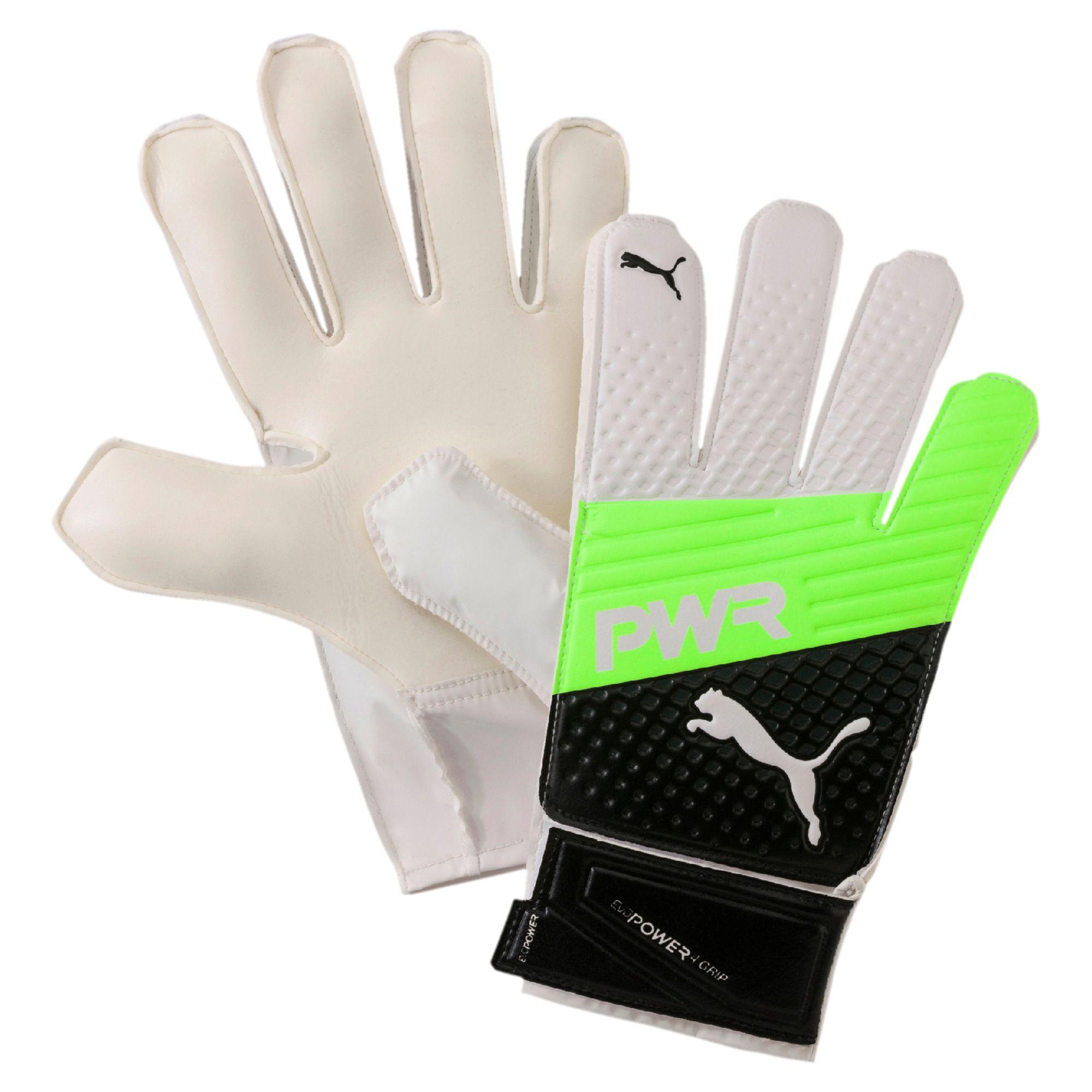 evoPOWER Grip 4.3 футбольный вратарь перчатки