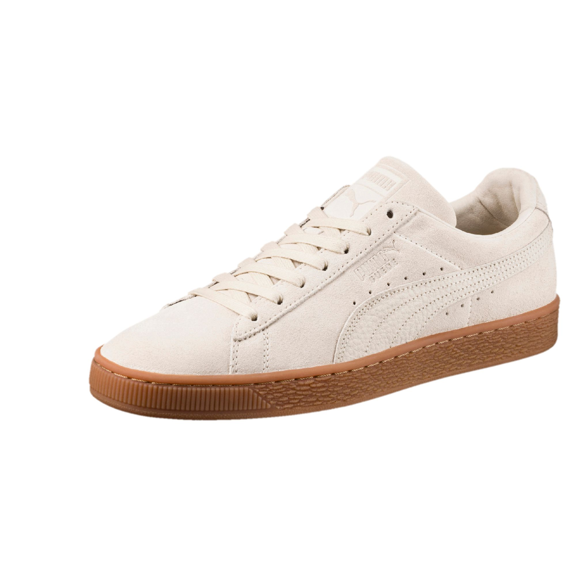Suede Classic Natural Warmth Тапки