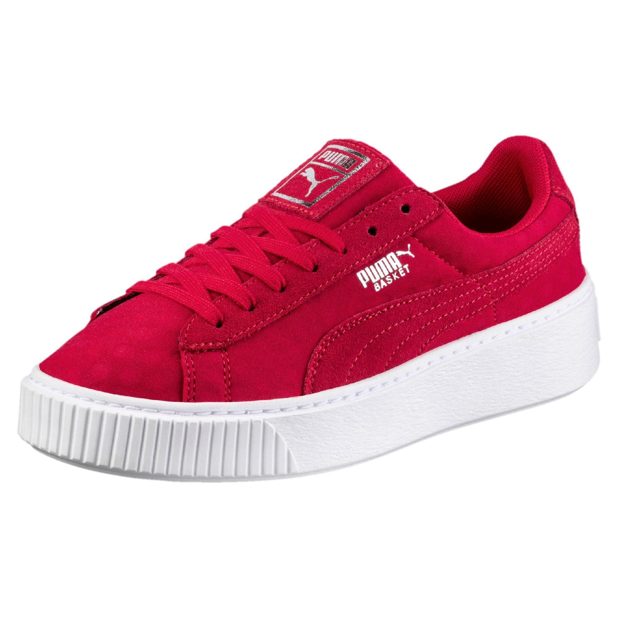 Platform Basket RU женские кроссовки