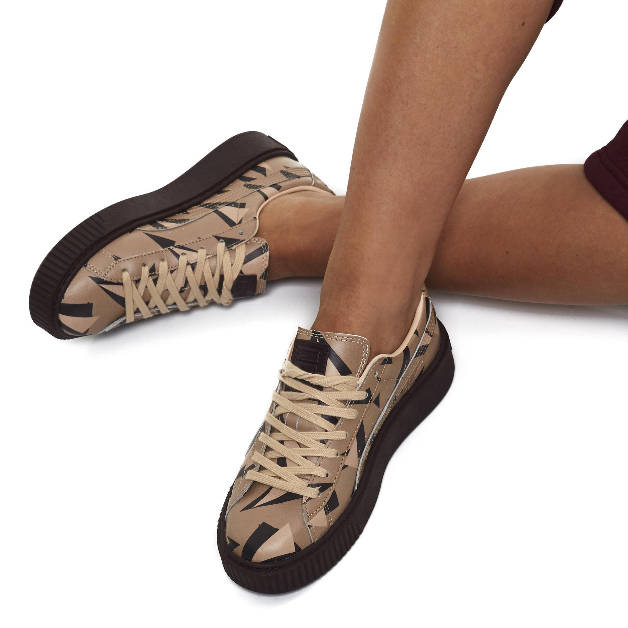 PUMA x NATUREL женские кроссовки Cheetah с плато