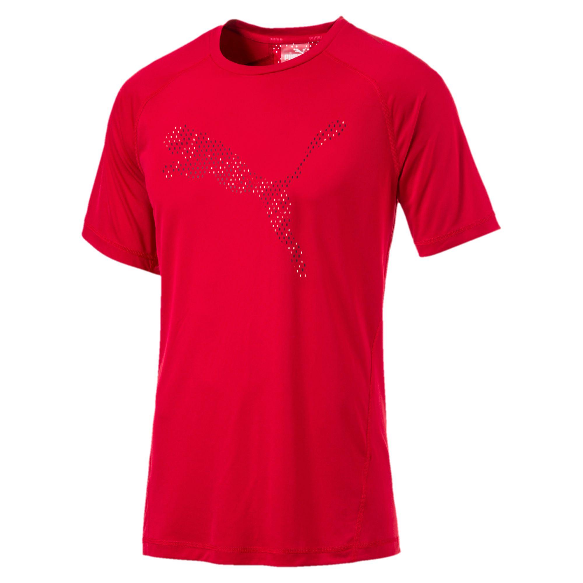 Active Training Мужской Vent Cat T-Shirt
