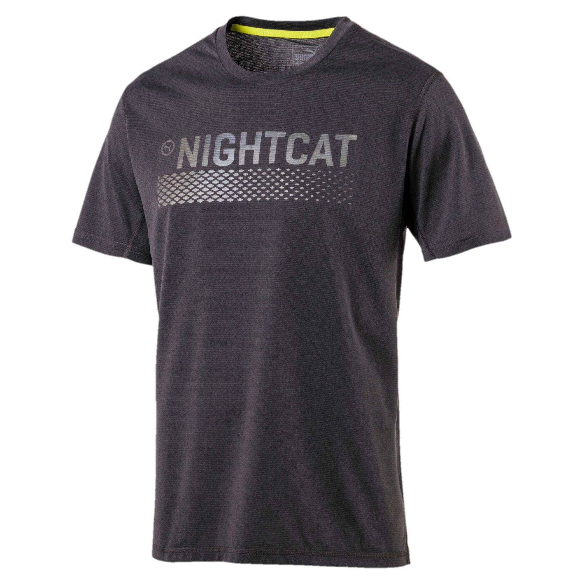 Running Мужские NightCat Футболка