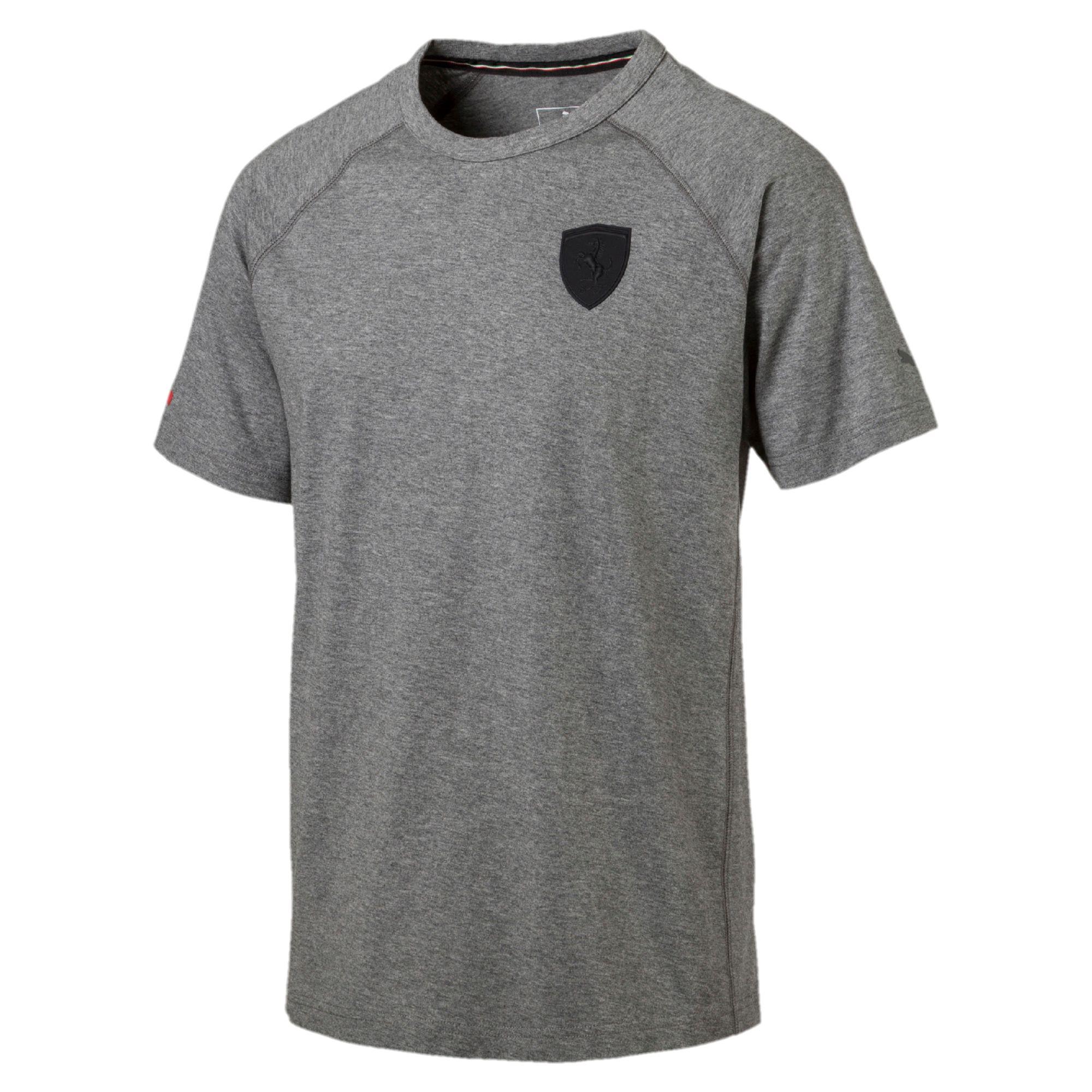Ferrari Lifestyle Мужская Small Shield T-Shirt