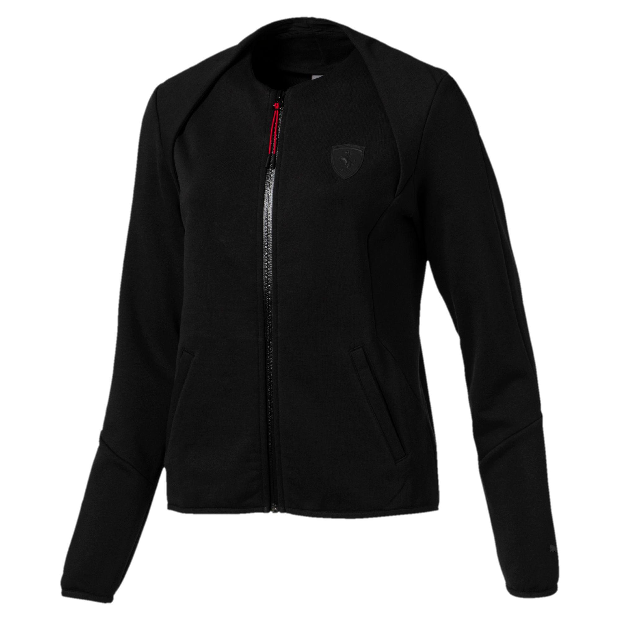 Ferrari Lifestyle Дамы T7 Спортивная Куртка