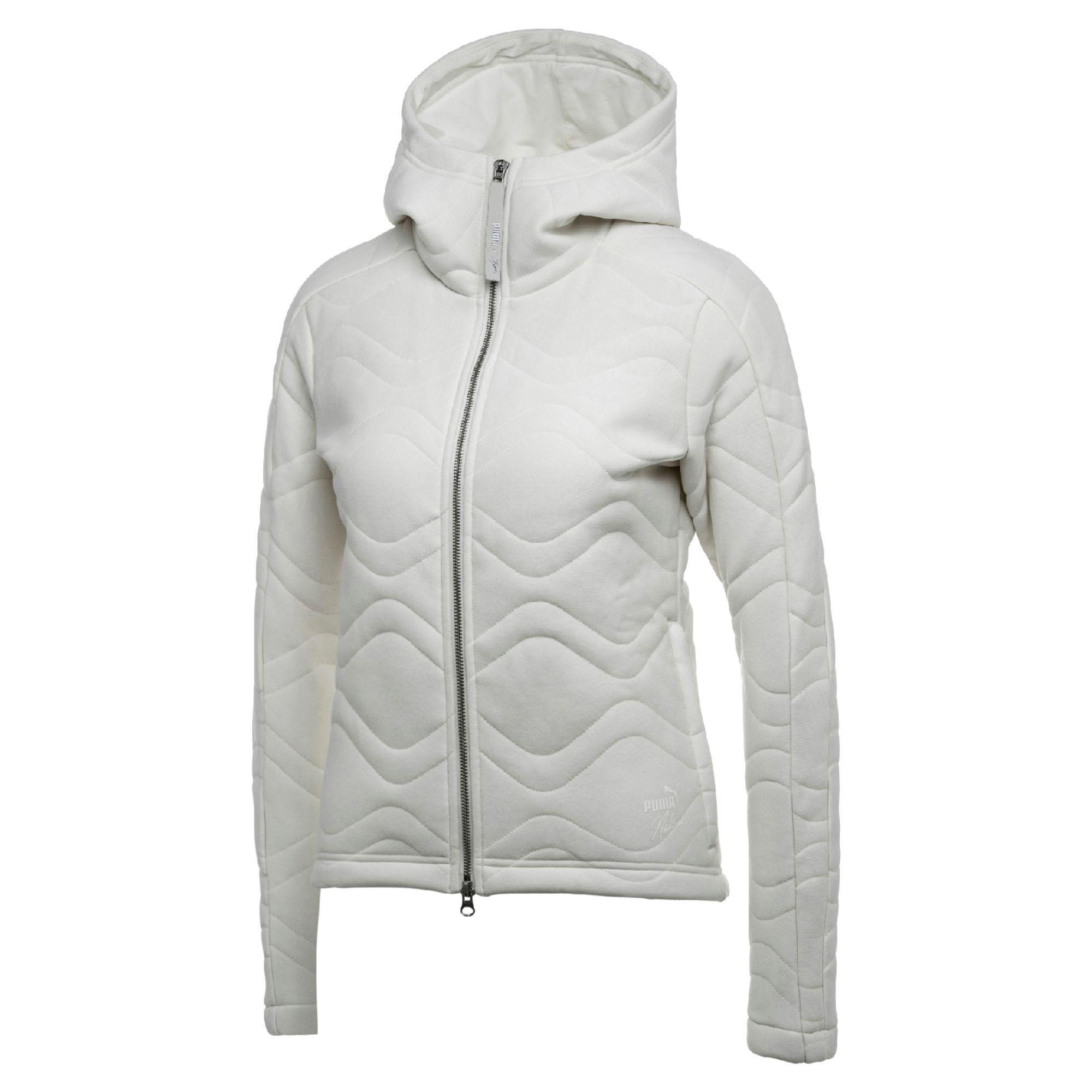 PUMA x NATUREL женская куртка с капюшоном