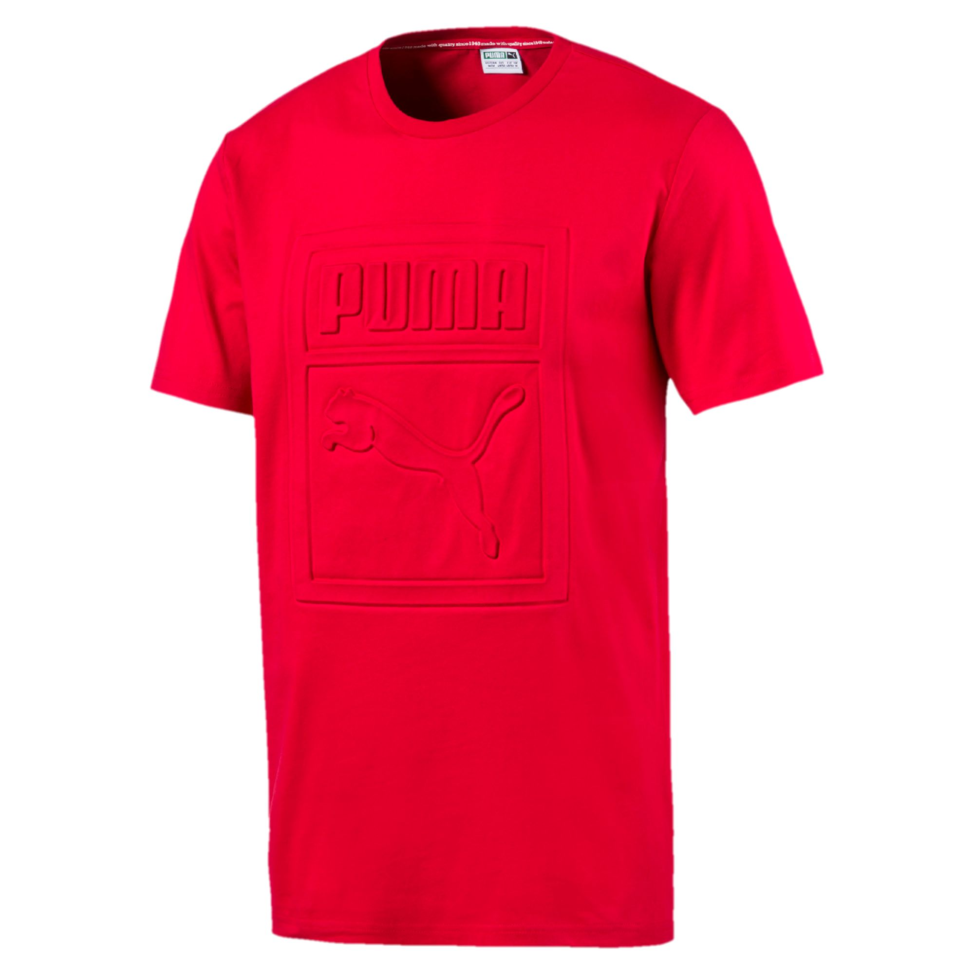 Classics Мужская Архивы Embossed Logo T-Shirt